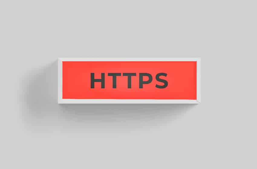 My Website is Not Secure — Secure your Site with HTTPS