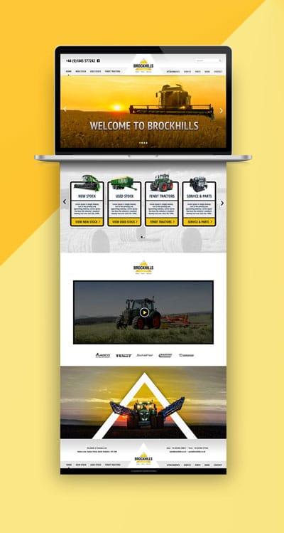 brockhills-website-design