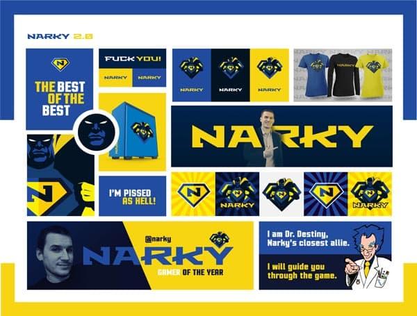 Narky-2.0-mood-board