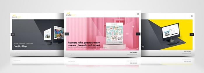 Website-Showcase