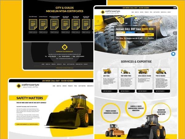 earthmovers-website-design