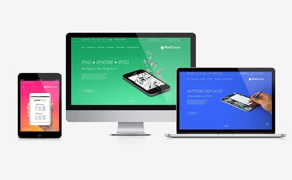ipod-doctorresponsive-web-design