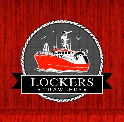 lockers-trawlers-logo-design