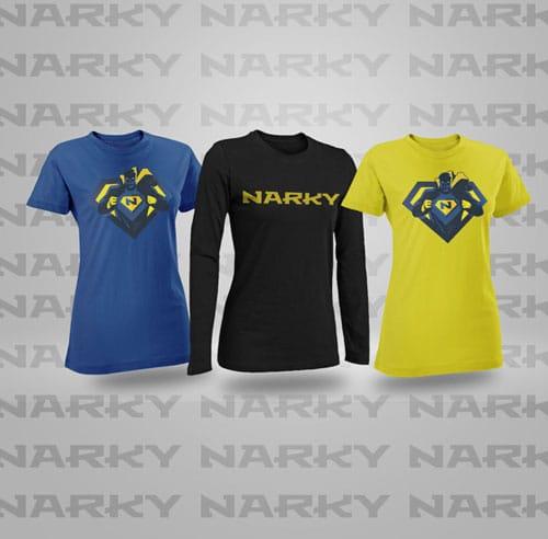 narky-social-media-merchandise