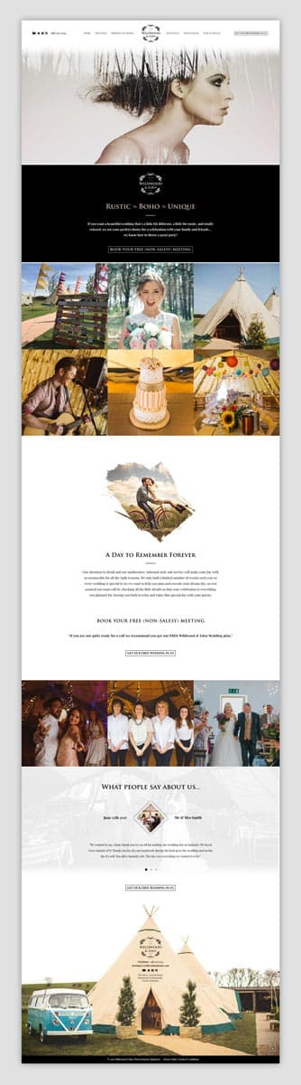 wildwood-and-eden-landing-page-design