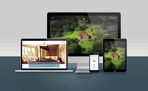 wreahead-hall-web-design